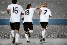 Kunde FIFA / Agentur SVEN MÜLLER DESIGN / Projekt ACTIVITYREPORT 2008 / Job BILDRETUSCHE, COMPOSING